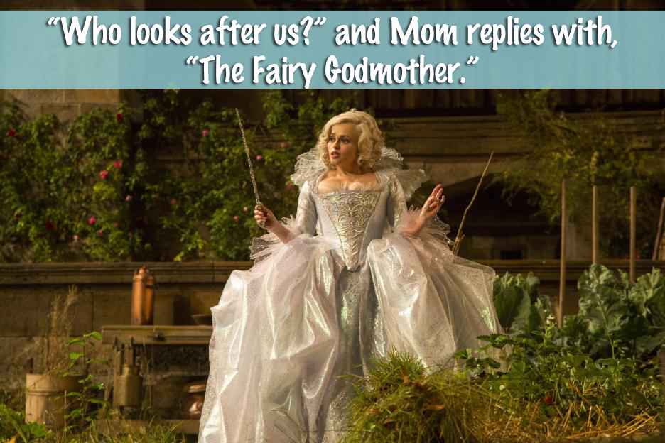 Fairy Godmother From Cinderella Quotes. QuotesGram