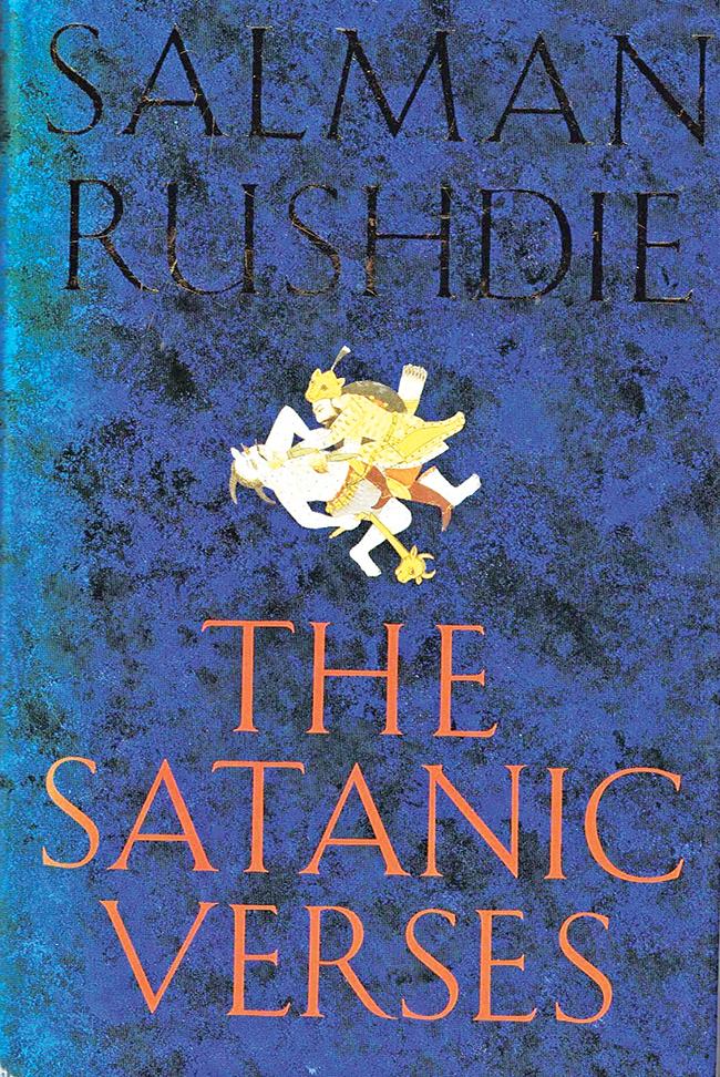 the satanic verses É madrugada de um feriado religioso enquanto escrevo estas linhas, ocasião muito apropriada para relatar minhas impressões sobre um livro que se chama os versos.