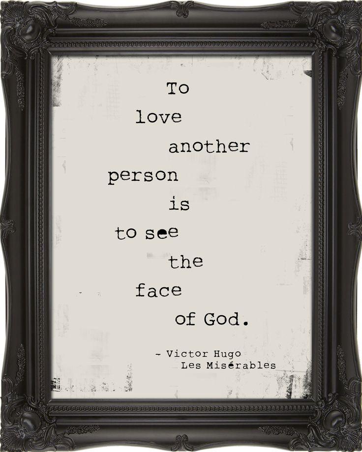 Love Quotes Victor Hugo: Love Les Mis Quotes. QuotesGram