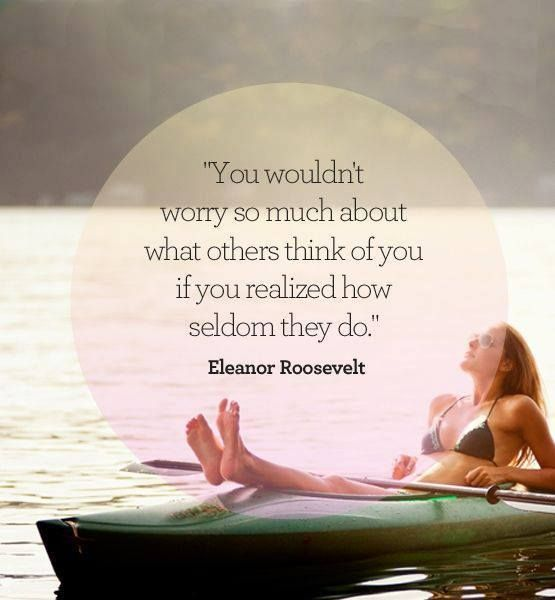 What I Think About You Quotes: Quotes About Not Worrying What Others Think. QuotesGram