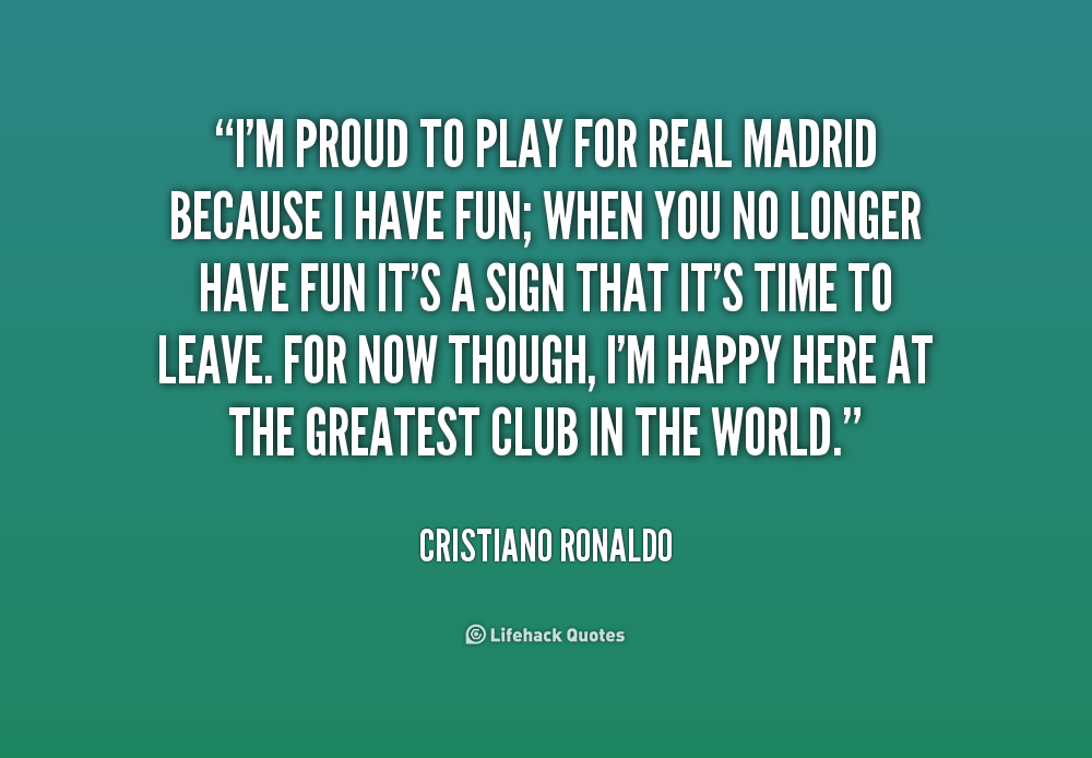 madrid quotes