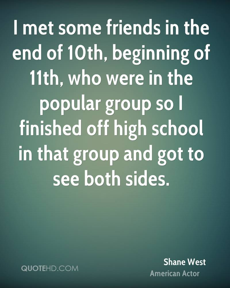 End Quotes: Friends To The End Quotes. QuotesGram