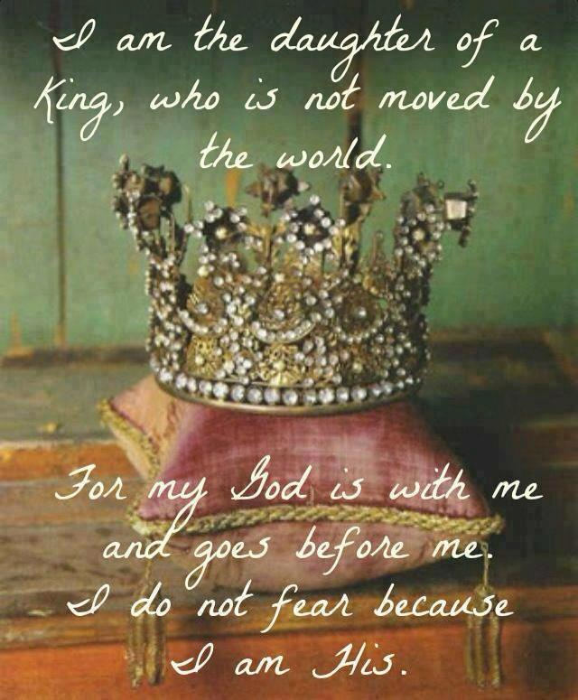 Serving Others As We Go I am a Child of God Crown