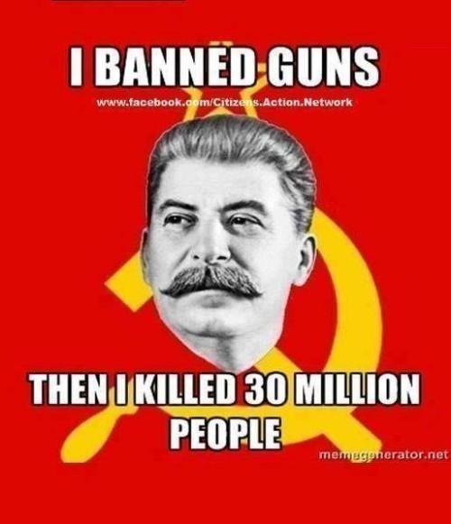 Quotes On Gun Control: Stalin Gun Control Quotes. QuotesGram