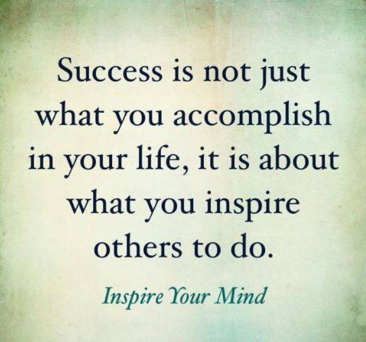 Quotes About Inspiring Others: Team Success Quotes Inspirational. QuotesGram