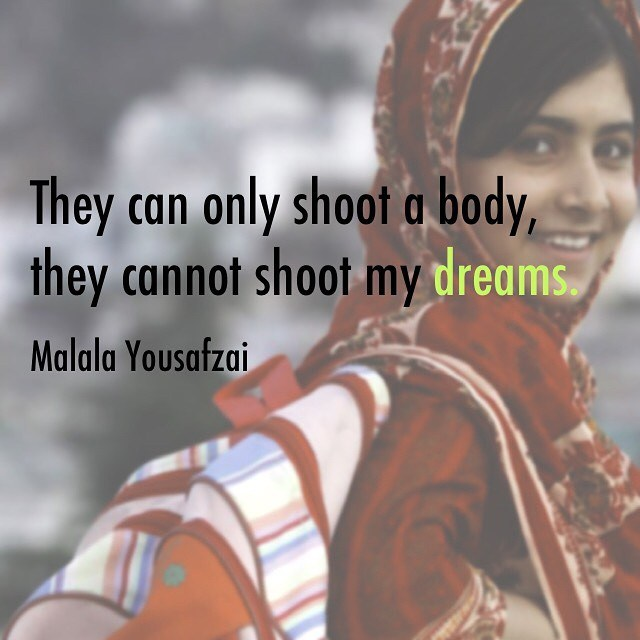 malala quotes on human rights quotesgram