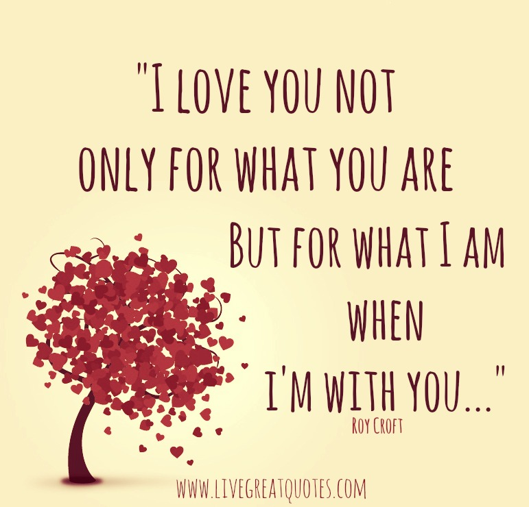 I Love You Quotes: Tree Quotes About Love. QuotesGram