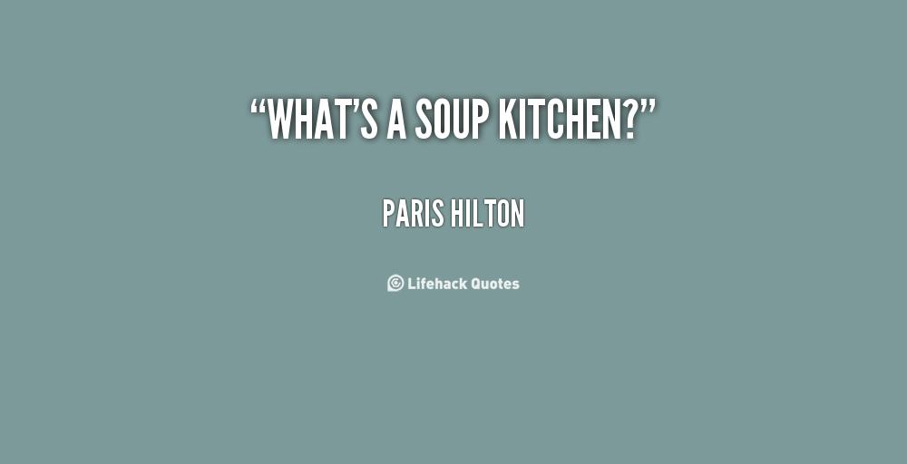 Soup Quotes Quotesgram