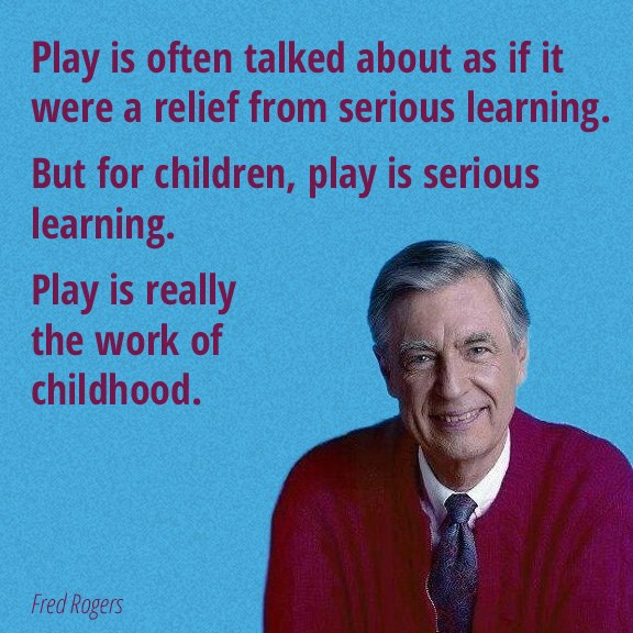 Learning About Mr Rogers Quotes Quotesgram