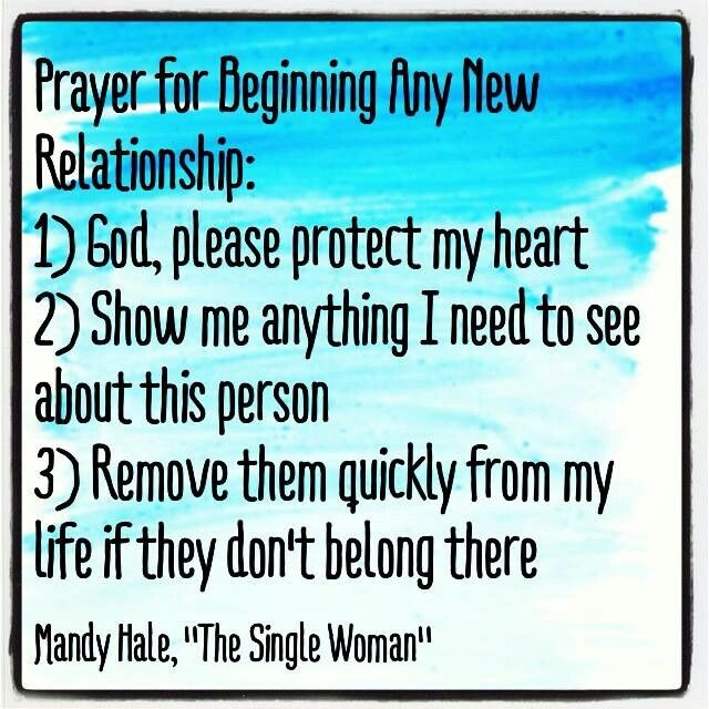 god prayer in relationship long distance