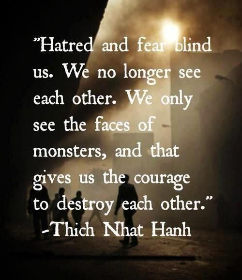 Quotes About Anger And Rage: Anger Thich Nhat Hanh Quotes. QuotesGram
