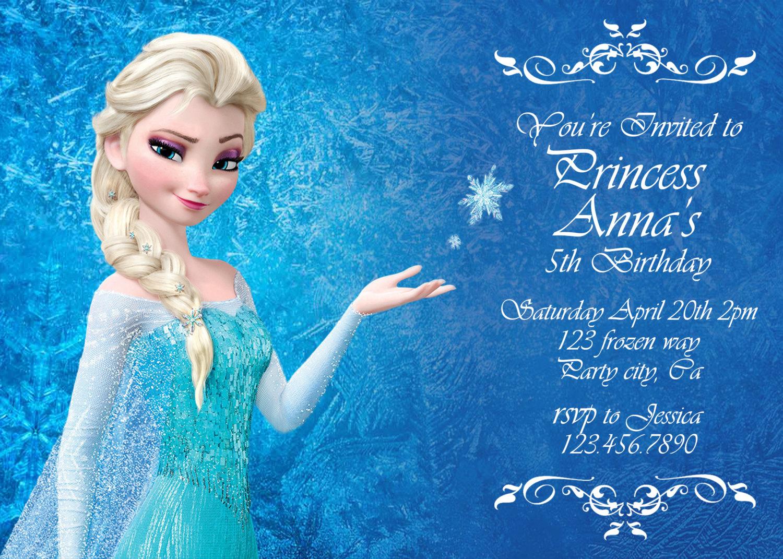 Phenomenal Disneys Frozen Birthday Quotes Quotesgram Birthday Cards Printable Benkemecafe Filternl