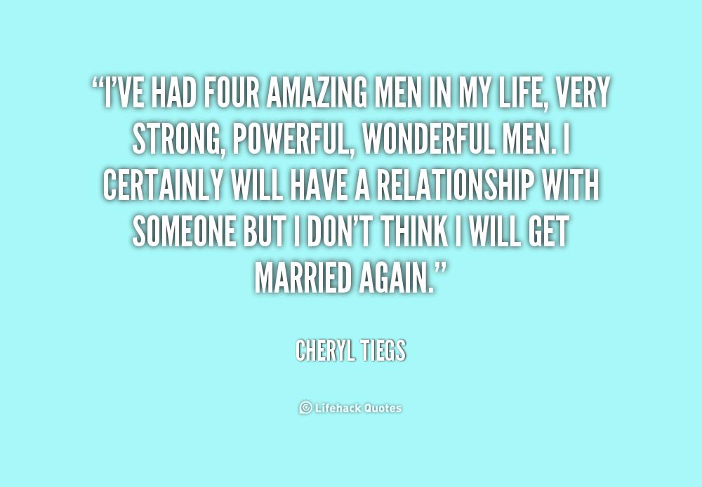 My Wonderful Man Quotes. QuotesGram