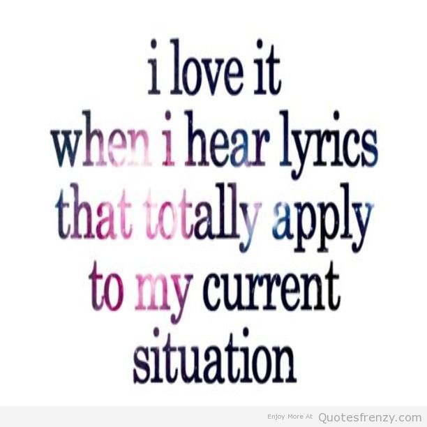 Quotes About Music And Feelings. QuotesGram