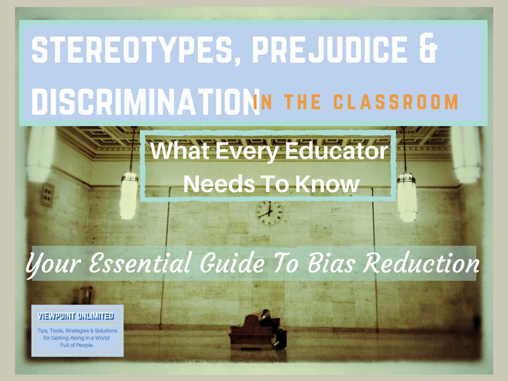 prejudice stereotyping and discrimination on the Introductory summaries and links to short stories about racism, discrimination or prejudice for students or avid readers.