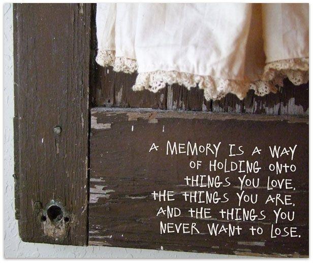 Sharing Memories Quotes. QuotesGram