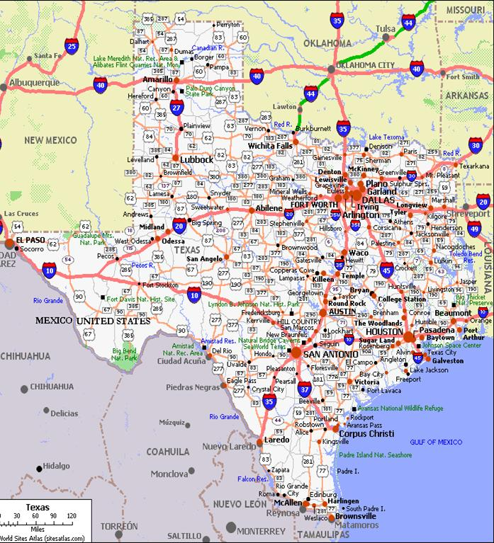 texas road conditions map | Search to make the world safer
