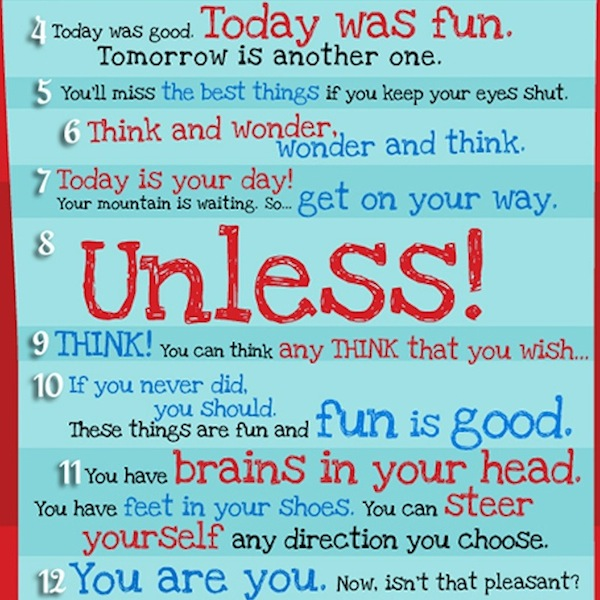 Inspirational Quotes Dr Seuss Goodbye. QuotesGram