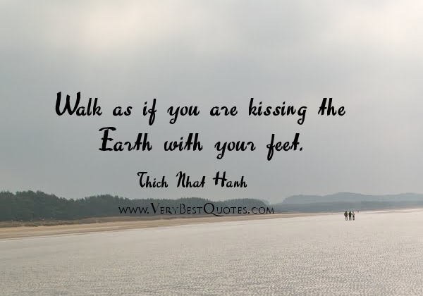 Inspirational Quotes About Walking. QuotesGram