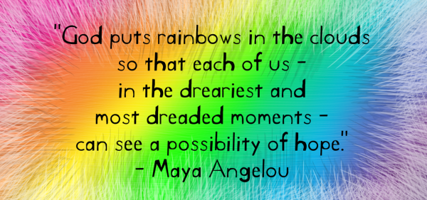 Rainbow Quotes About Life. QuotesGram