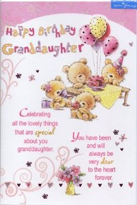 Happy 2nd Birthday Granddaughter Quotes Quotesgram
