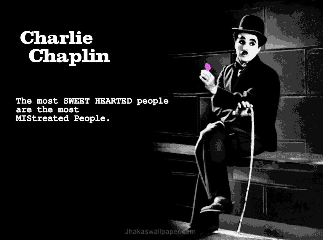 Charlie Chaplin Quotes Wallpaper. QuotesGram