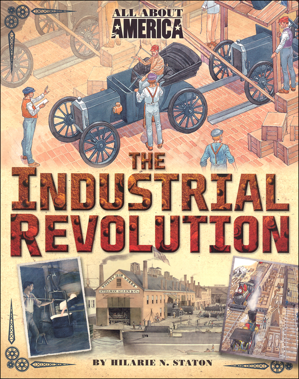 the industrial revolution and the american The industrial revolution occurred when agrarian societies became more industrialized and urban learn where and when the industrial revolution started, and the inventions that made it possible.