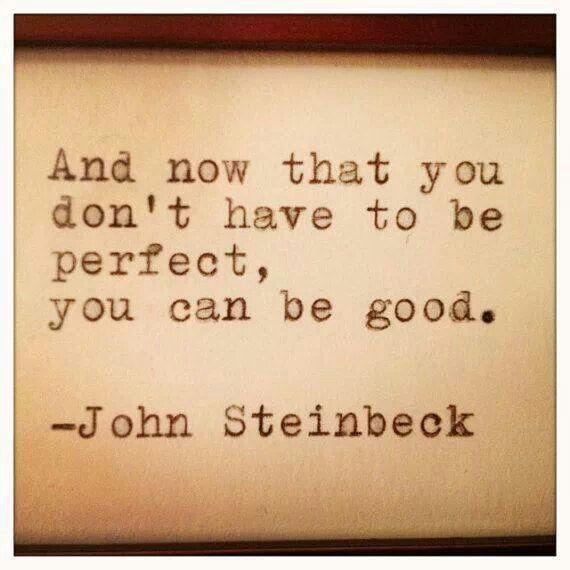 Steinbecks writing