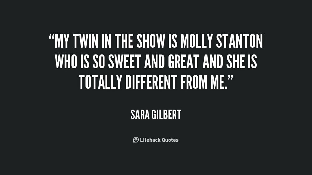 Quotes And Sayings About Twins. QuotesGram