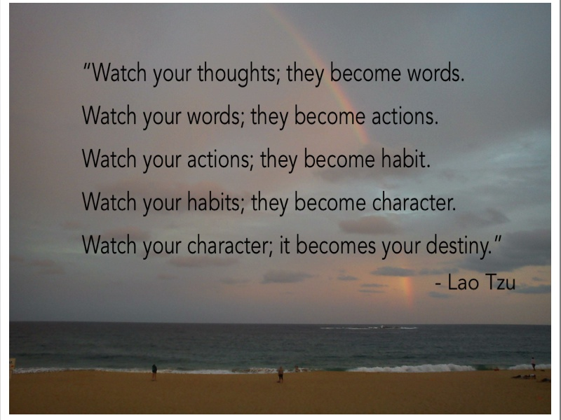 Watch Your Thoughts Lao Tzu Quotes. QuotesGram