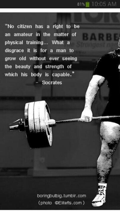Socrates Quotes About Strength  Quotesgram