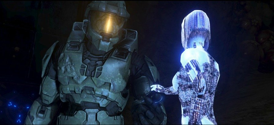 master chief and cortana relationship quotes