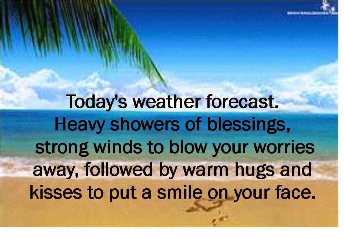 Bad Weather Quotes Funny: Loving The Weather Quotes. QuotesGram