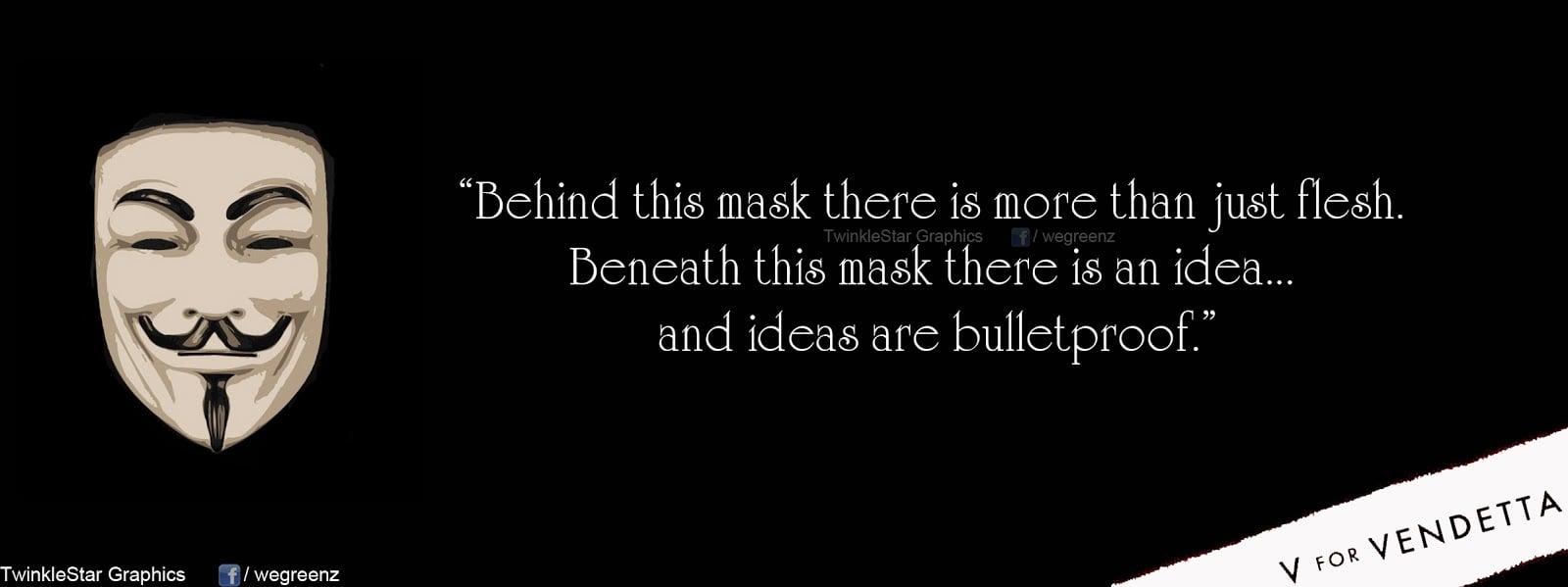 V For Vendetta Quotes. QuotesGram