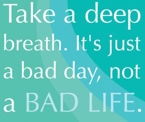 Inspirational Day Quotes: Its A Bad Day Quotes. QuotesGram