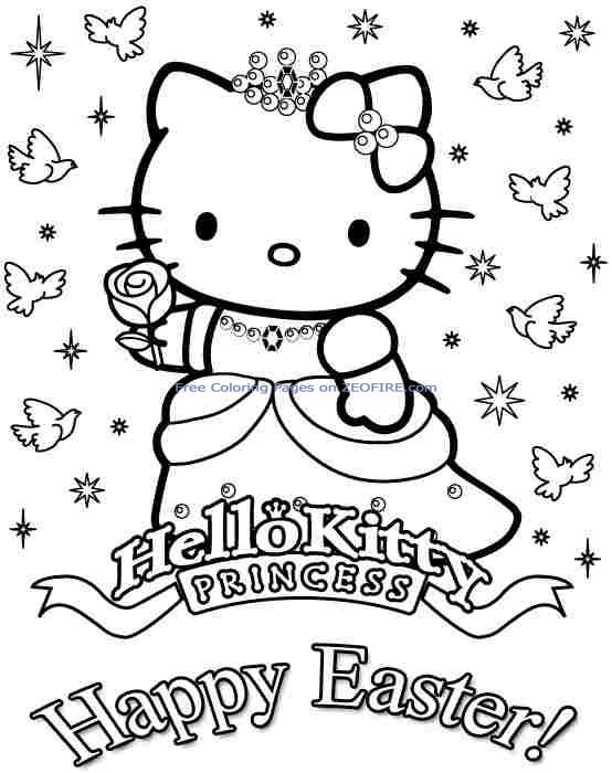 Easter Hello Kitty Quotes QuotesGram