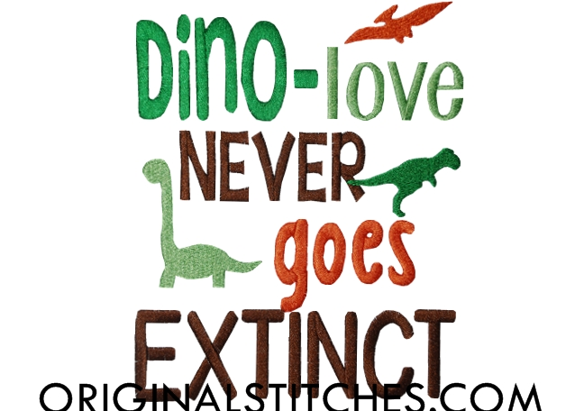 Cute dinosaur love quotes