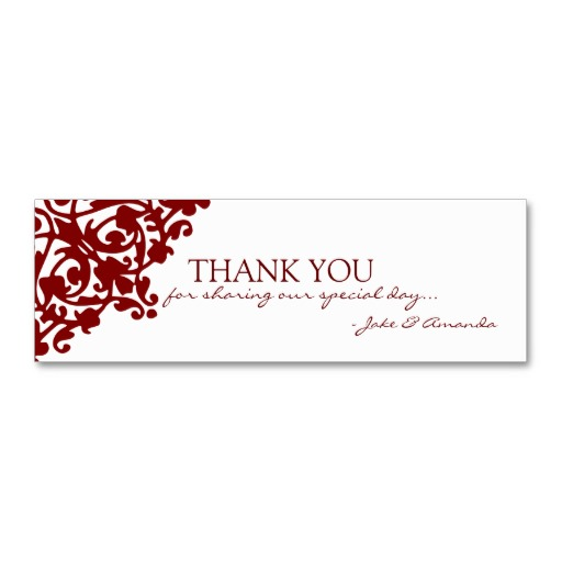 Business cards thank you quotes quotesgram for Business cards quotes
