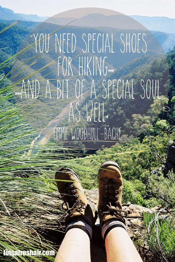 Quotes About Hiking. QuotesGram