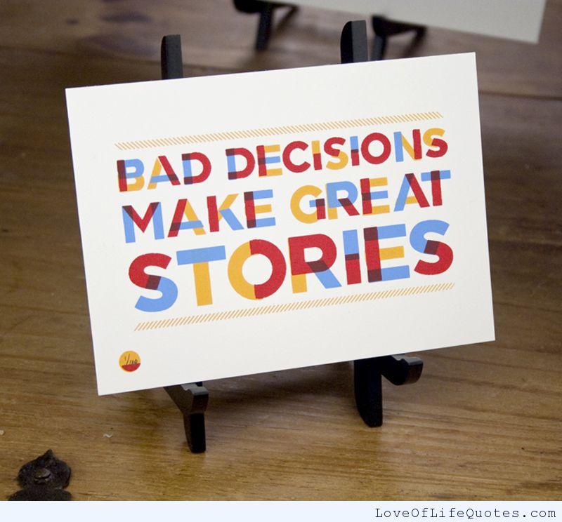 make bad financial decisions - 600×535