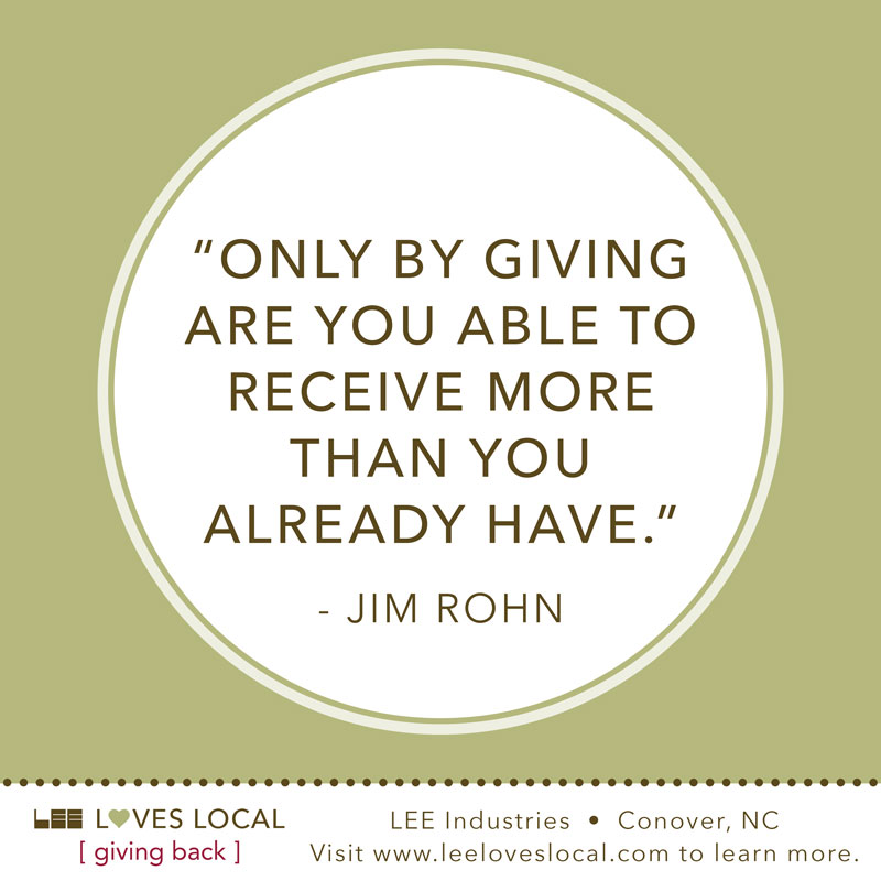 Quotes On Giving Back: Quotes About Giving Back. QuotesGram