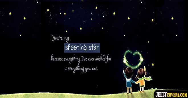 Stars And Love Quotes: Shooting Star Love Quotes. QuotesGram