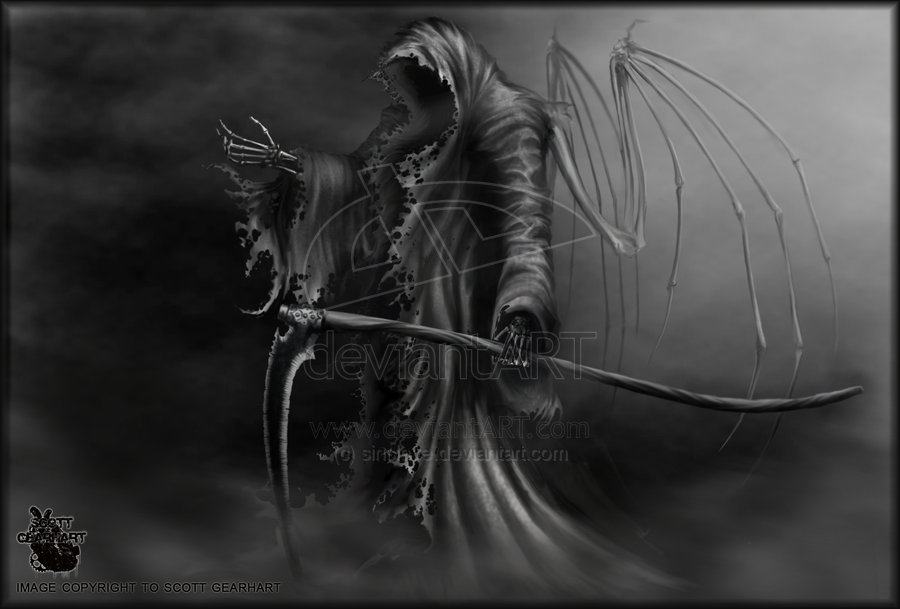 grim reaper quotes death - photo #30