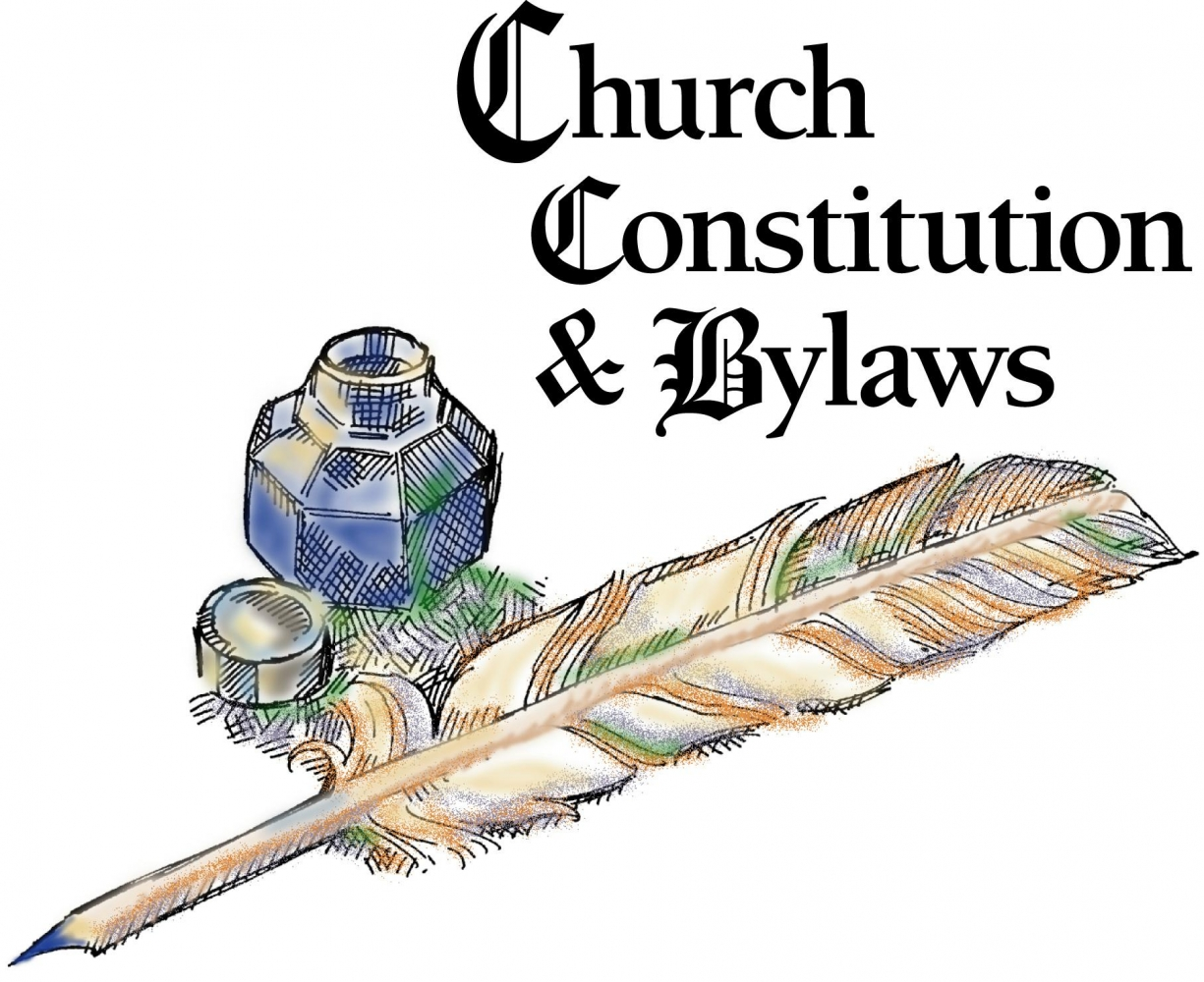 Church bulletin fillers and quotes quotesgram for Constitution and bylaws template
