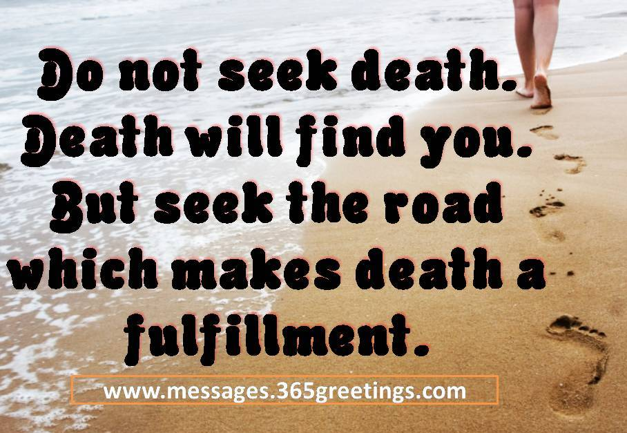 death and dying quotes inspirational  quotesgram