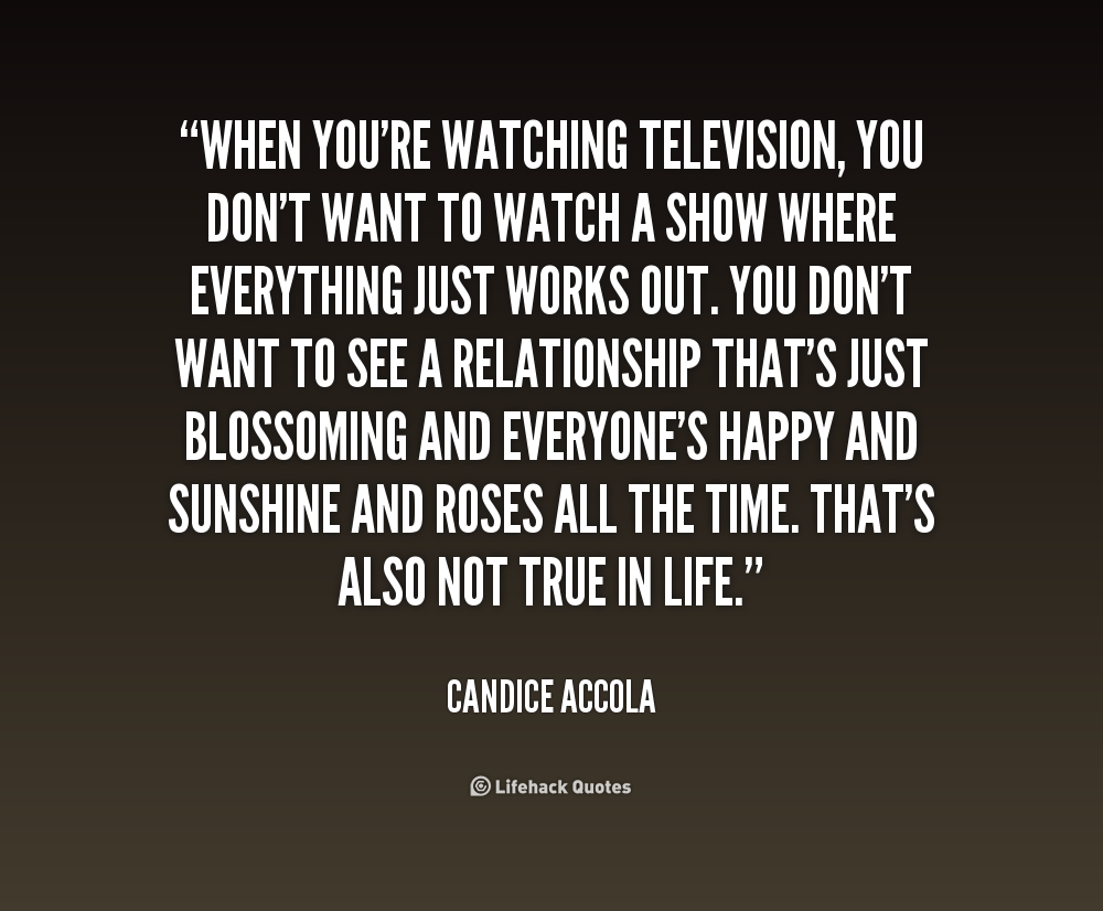 Watching Tv Quotes. QuotesGram