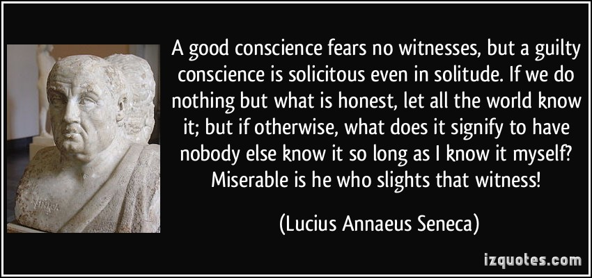 Quotes About Conscience. QuotesGram