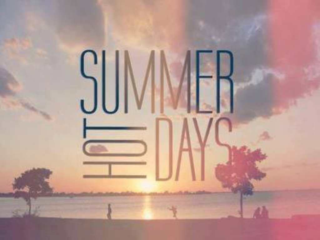 Sizzling Hot Summer Quotes