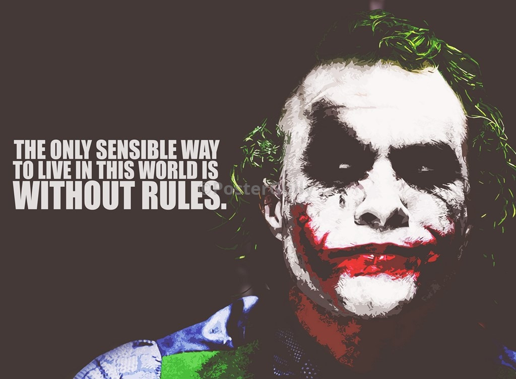 joker quotes madness quotesgram