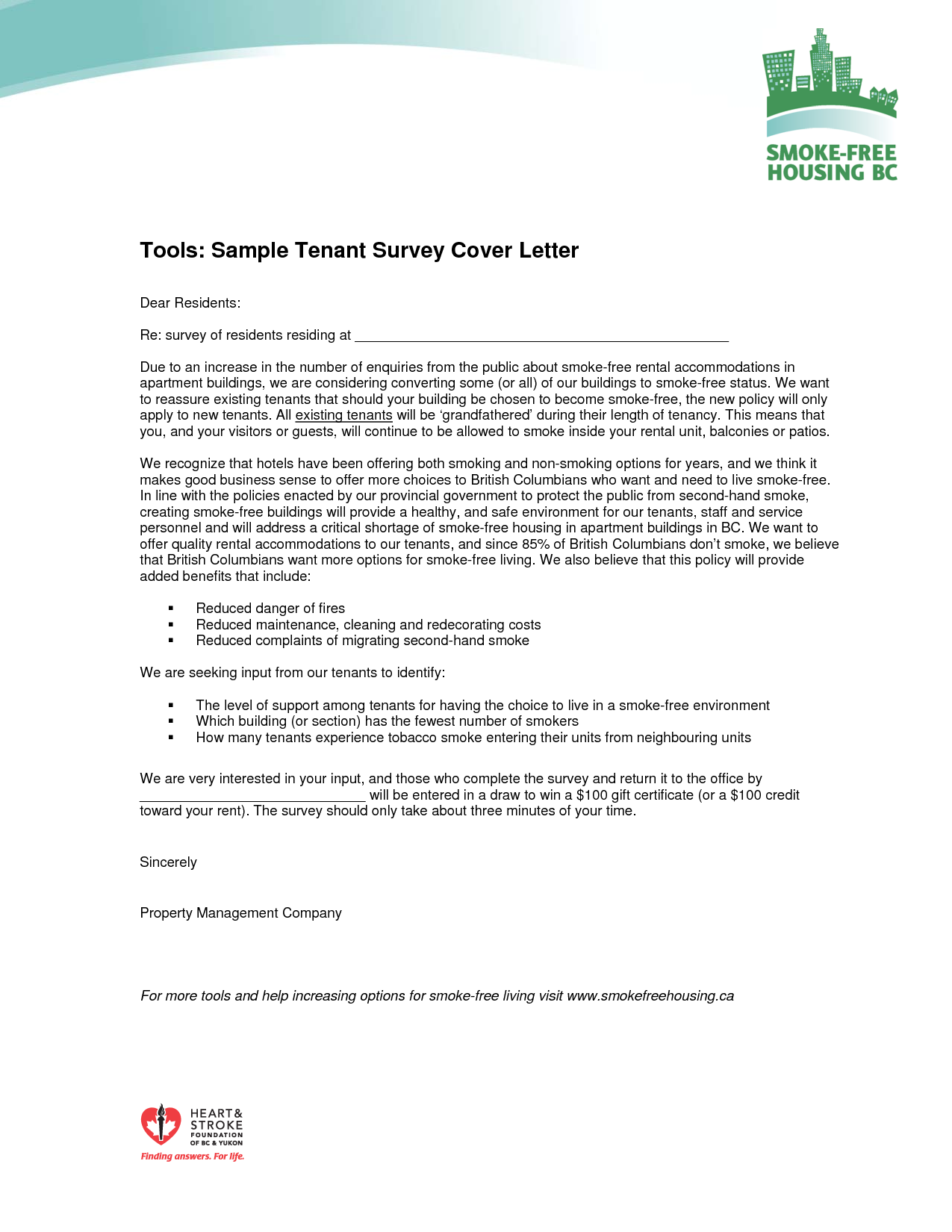 cover letter apartment maintenance cover letter templates